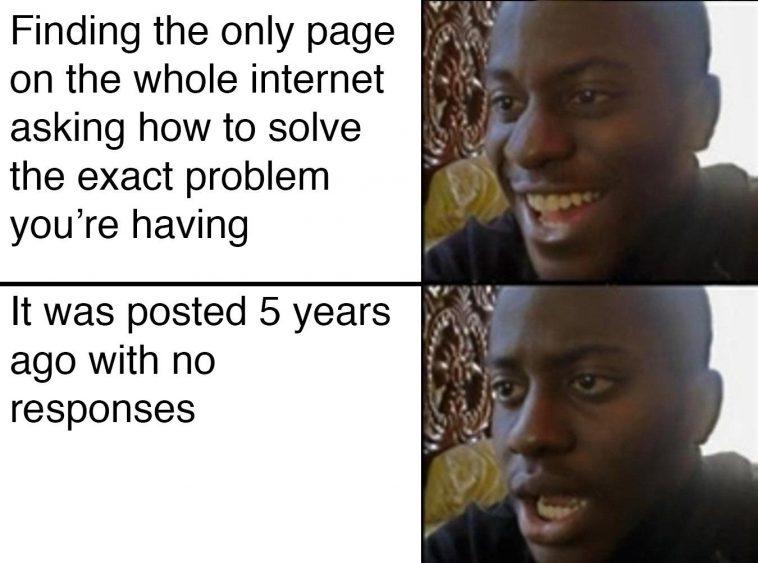 Life is unfair......   internet-memes, IT-memes   ProgrammerHumor.io