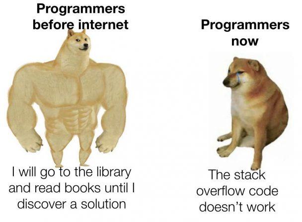 *Laughs in boomer* | programmer-memes, code-memes, programmers-memes, stack-memes, stack overflow-memes, program-memes, internet-memes, overflow-memes | ProgrammerHumor.io