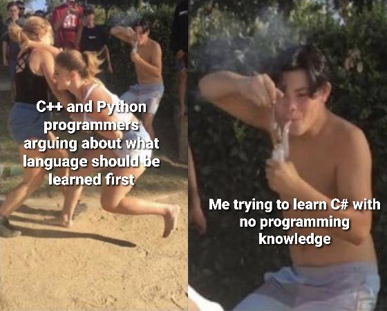 I like your funny words, magic man.   programming-memes, program-memes, rds-memes, edge-memes   ProgrammerHumor.io
