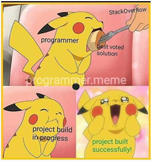 Stack Overflow | stack-memes, stack overflow-memes, overflow-memes | ProgrammerHumor.io