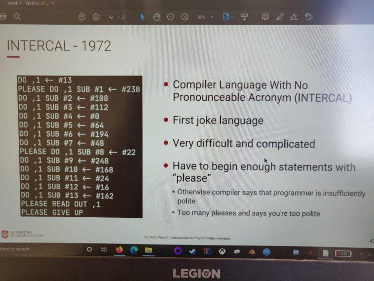 This programming language | programming-memes, programmer-memes, program-memes, lan-memes, compiler-memes | ProgrammerHumor.io