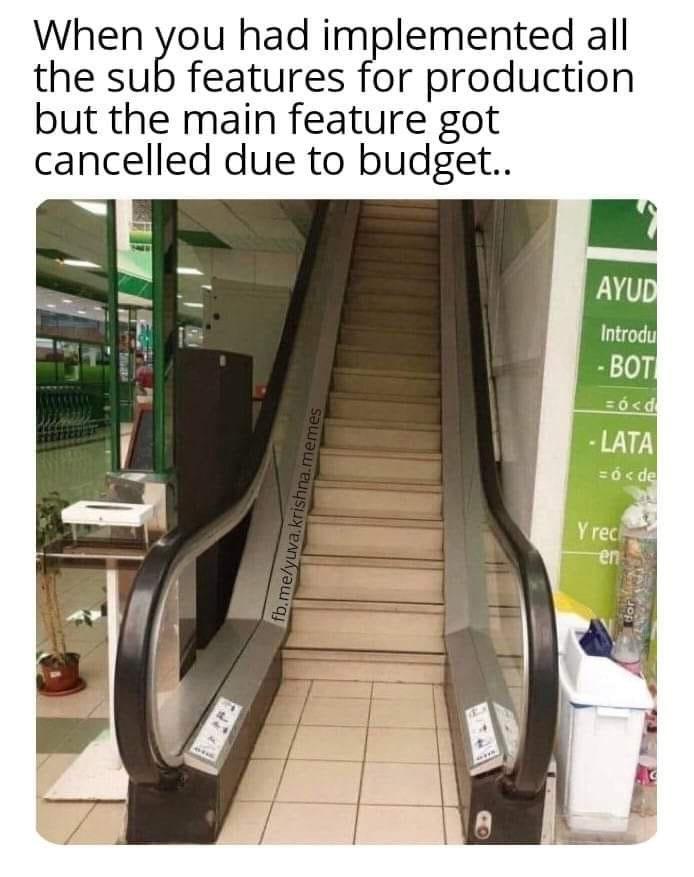 It's Future Technology | tech-memes, technology-memes, production-memes | ProgrammerHumor.io