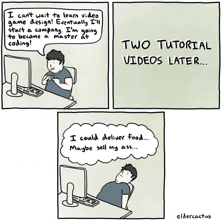The Master Programmer | programmer-memes, design-memes, stack-memes, program-memes, ide-memes | ProgrammerHumor.io