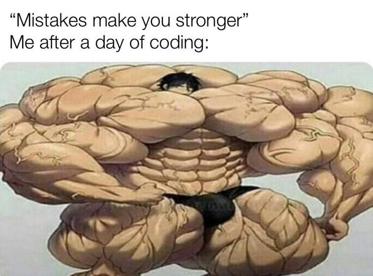 *Hulk mode engage*   coding-memes   ProgrammerHumor.io