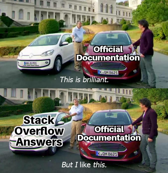 Guilty as charged. | ProgrammerHumor.io