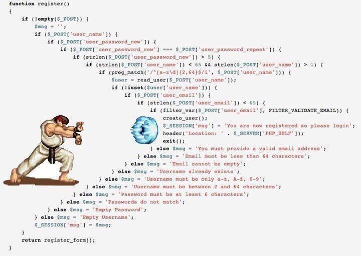 HADOUKEN! | server-memes, loc-memes, password-memes, function-memes, date-memes, email-memes, session-memes, rds-memes, ide-memes | ProgrammerHumor.io
