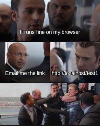 Please fix | fix-memes, IT-memes | ProgrammerHumor.io