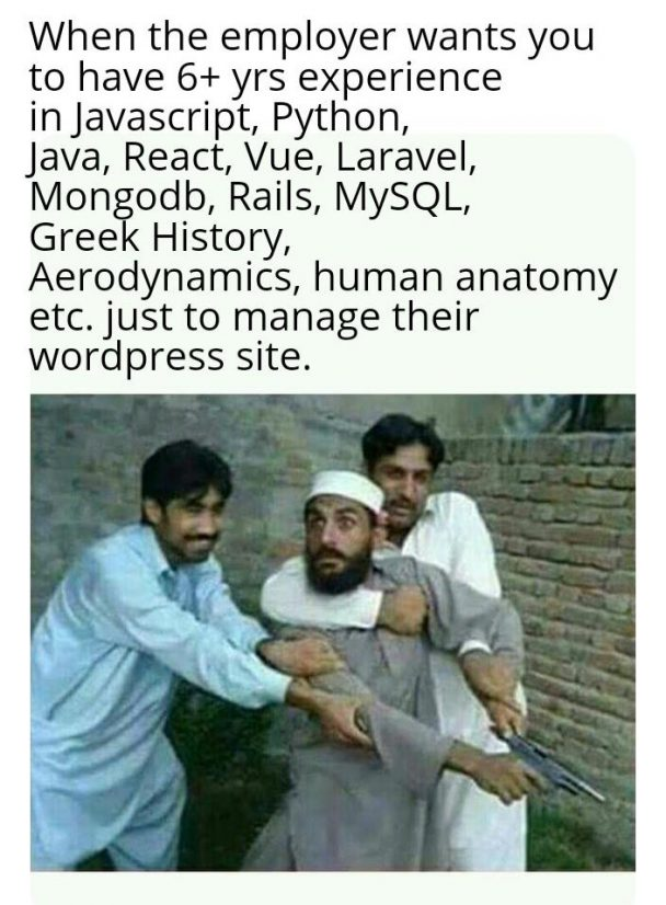 Plus history of human evolution | javascript-memes, java-memes, python-memes, wordpress-memes, mysql-memes, react-memes, sql-memes, laravel-memes, mongodb-memes, mongo-memes, vue-memes, atom-memes, cs-memes | ProgrammerHumor.io