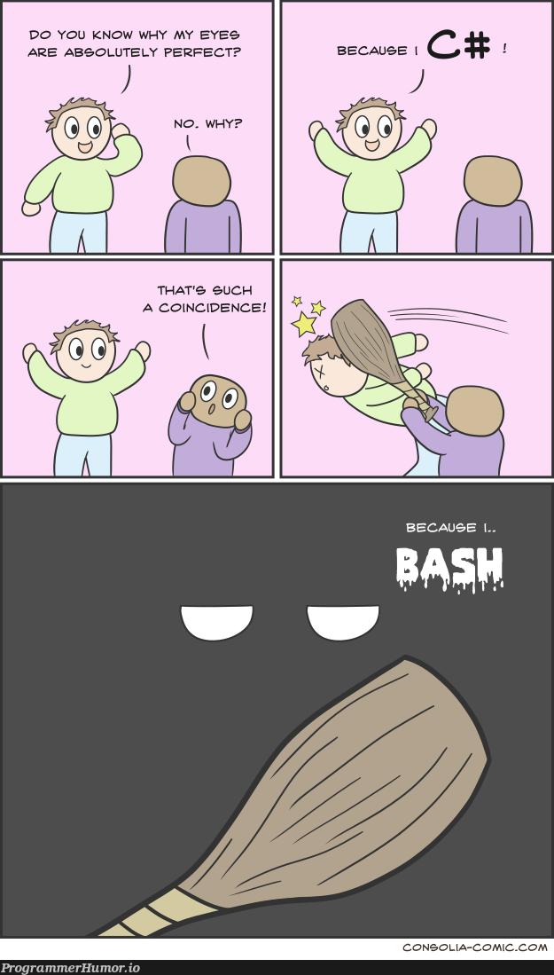 C# | c#-memes, ide-memes | ProgrammerHumor.io