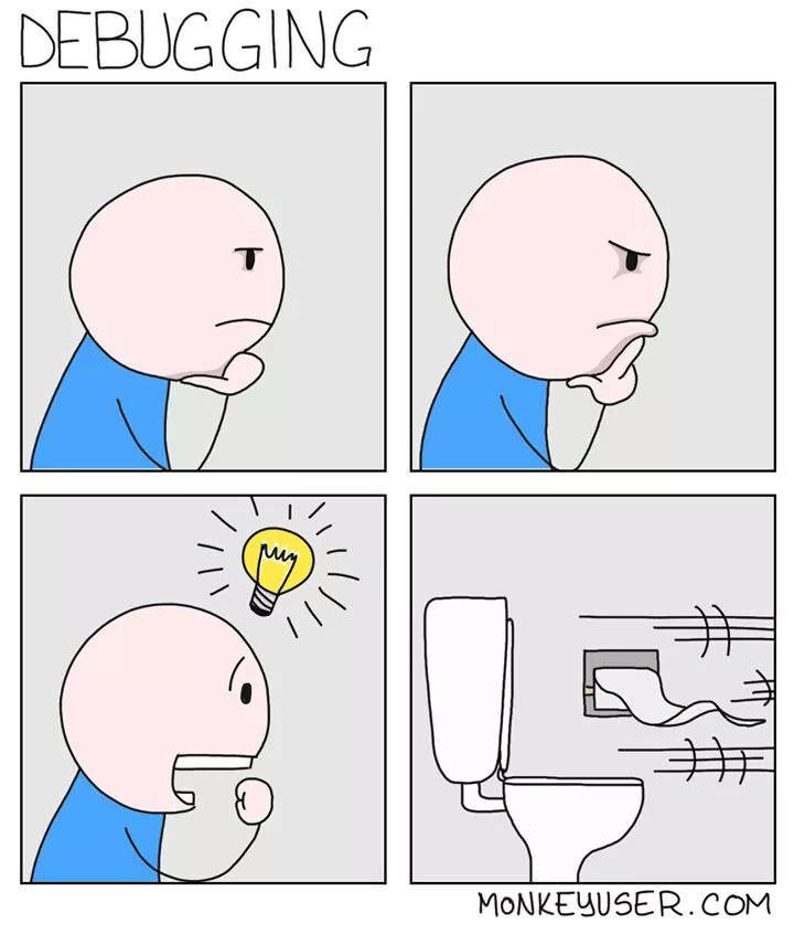 Debugging | debugging-memes, bug-memes, debug-memes | ProgrammerHumor.io