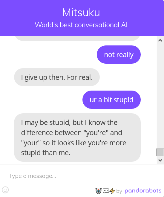 I got fucked by a chat bot :I | IT-memes, bot-memes | ProgrammerHumor.io