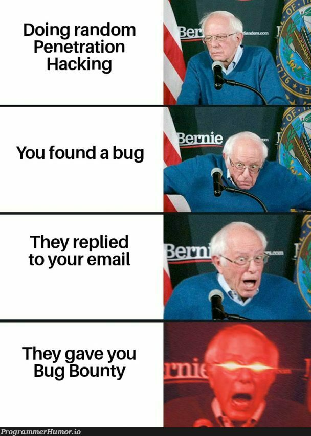 I searched for chopper, but found gold instead | hacking-memes, bug-memes, random-memes, email-memes, search-memes | ProgrammerHumor.io