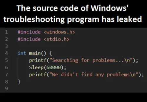 Has anyone actually ever had a problem fixed by this?   code-memes, program-memes, windows-memes, fix-memes, search-memes, source code-memes   ProgrammerHumor.io