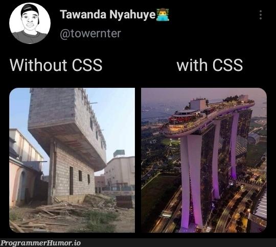 Add CSS to it | css-memes, cs-memes | ProgrammerHumor.io