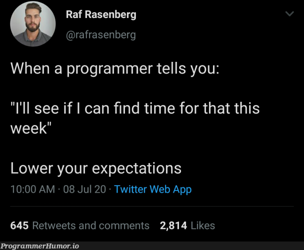 You're leaking a classified document | programmer-memes, web-memes, program-memes, class-memes, twitter-memes, retweet-memes, comment-memes | ProgrammerHumor.io
