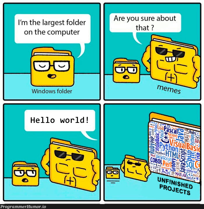 Meme made by node_modules gang   computer-memes, node-memes, node_modules-memes   ProgrammerHumor.io