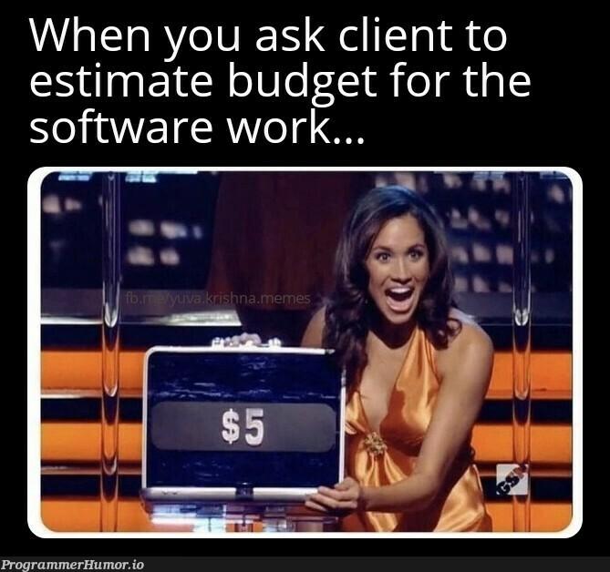 Never make that mistake.. | software-memes, cli-memes | ProgrammerHumor.io