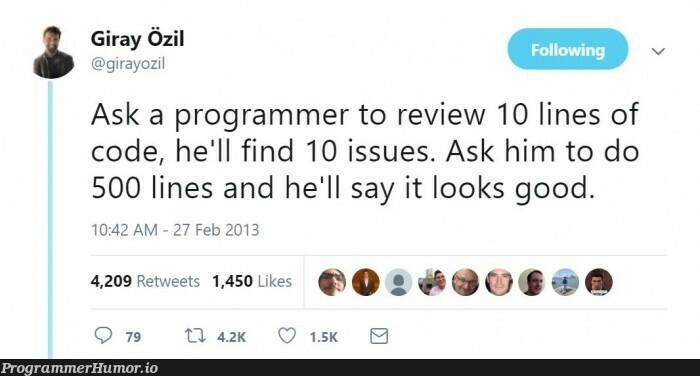What about 5000?   programmer-memes, code-memes, program-memes, lines of code-memes, IT-memes, retweet-memes   ProgrammerHumor.io