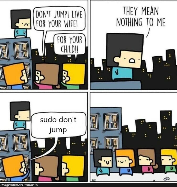 If it doesn't work the normal way | IT-memes | ProgrammerHumor.io
