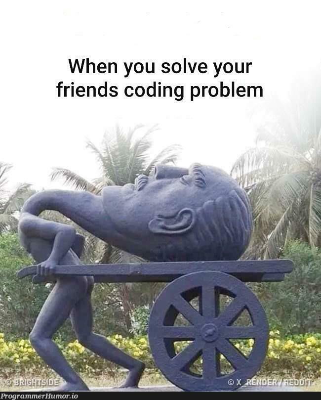 Big brain game   coding-memes   ProgrammerHumor.io