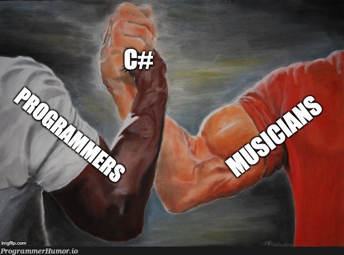 How come I've never C'n this meme before? | ProgrammerHumor.io