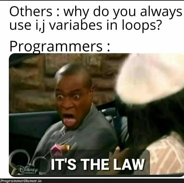 obviously | programmer-memes, program-memes, loops-memes, oop-memes | ProgrammerHumor.io