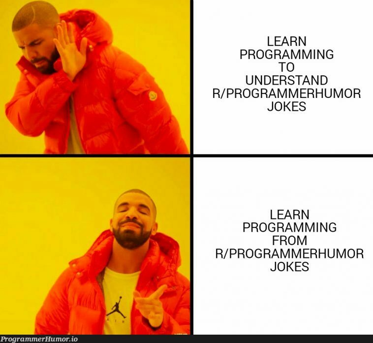 Learning programming by | programming-memes, programmer-memes, program-memes | ProgrammerHumor.io