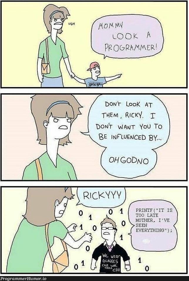Save your kids   programmer-memes, program-memes   ProgrammerHumor.io