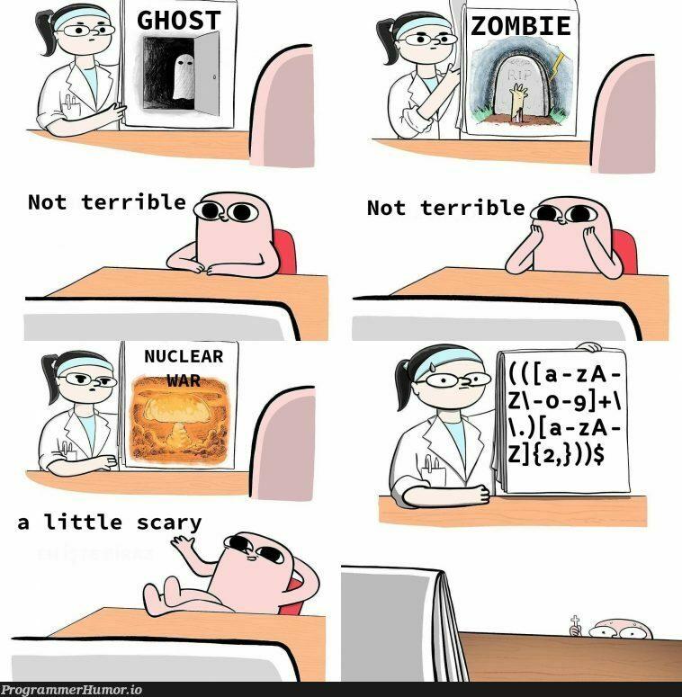 the nightmare | ProgrammerHumor.io