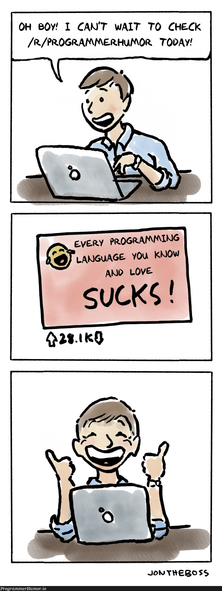 This is starting to become a daily occurrence for me [OC] | programmer-memes, program-memes, language-memes | ProgrammerHumor.io