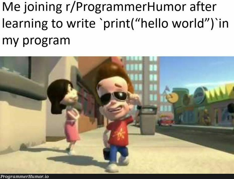 I am now truly one of you guys | programmer-memes, program-memes | ProgrammerHumor.io