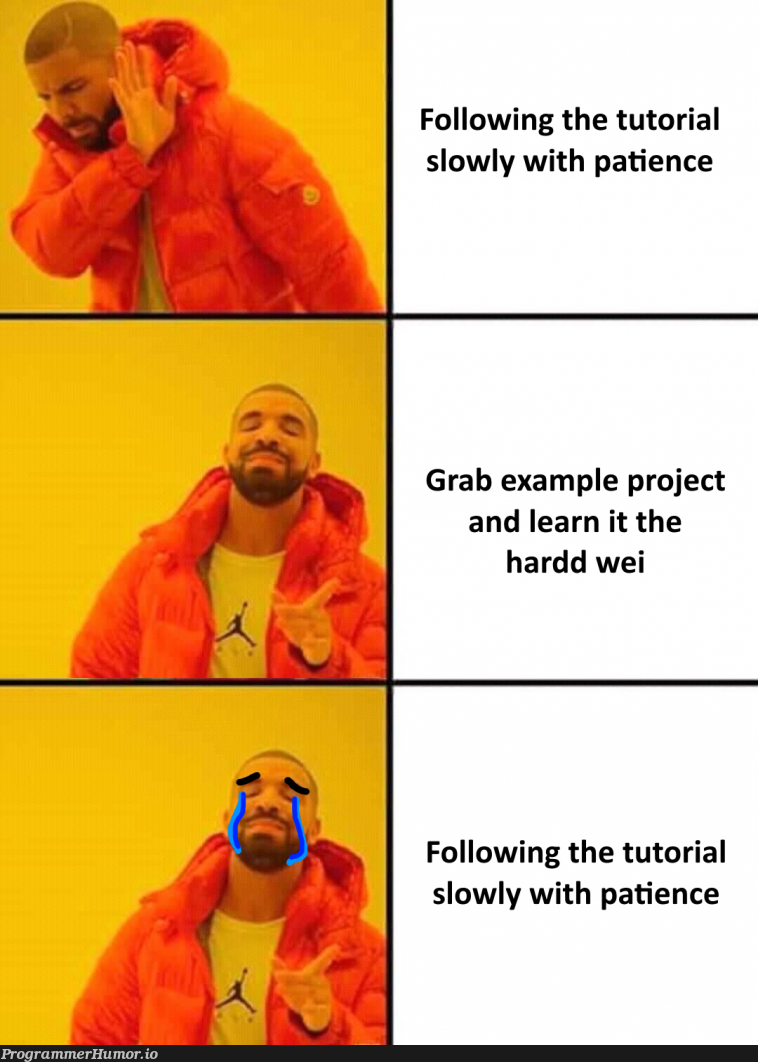I though it would be easy   IT-memes   ProgrammerHumor.io