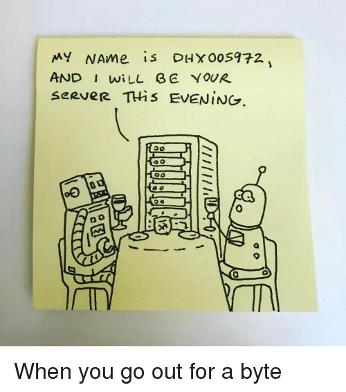 Hello! I am your server for today!   server-memes   ProgrammerHumor.io