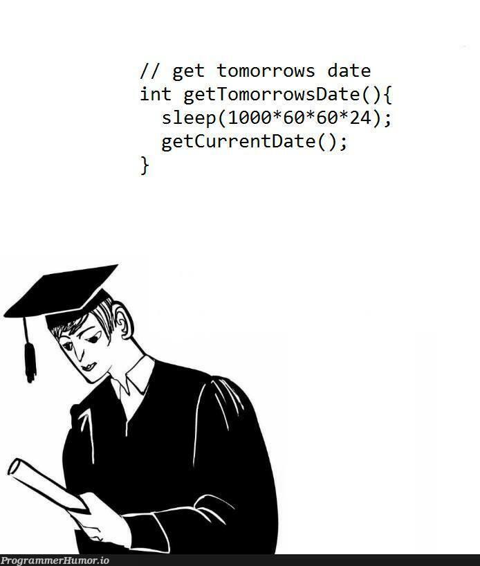 Always a classic   class-memes, date-memes   ProgrammerHumor.io