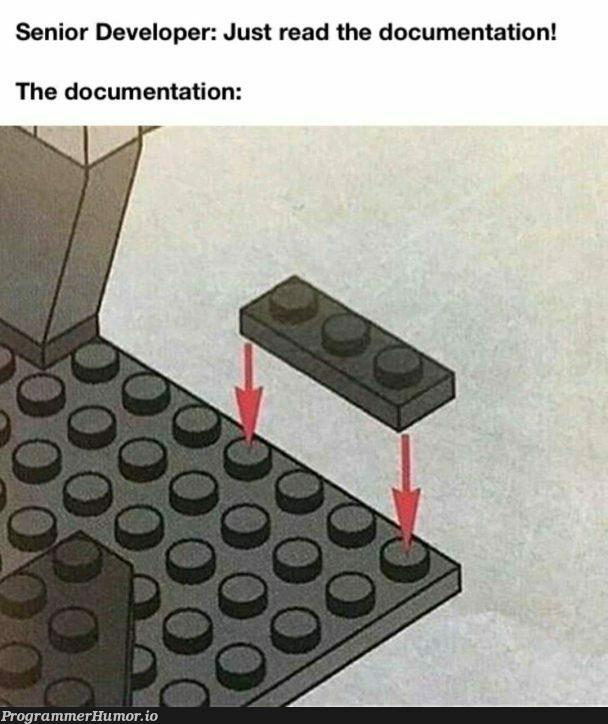 Documents | developer-memes, documentation-memes | ProgrammerHumor.io