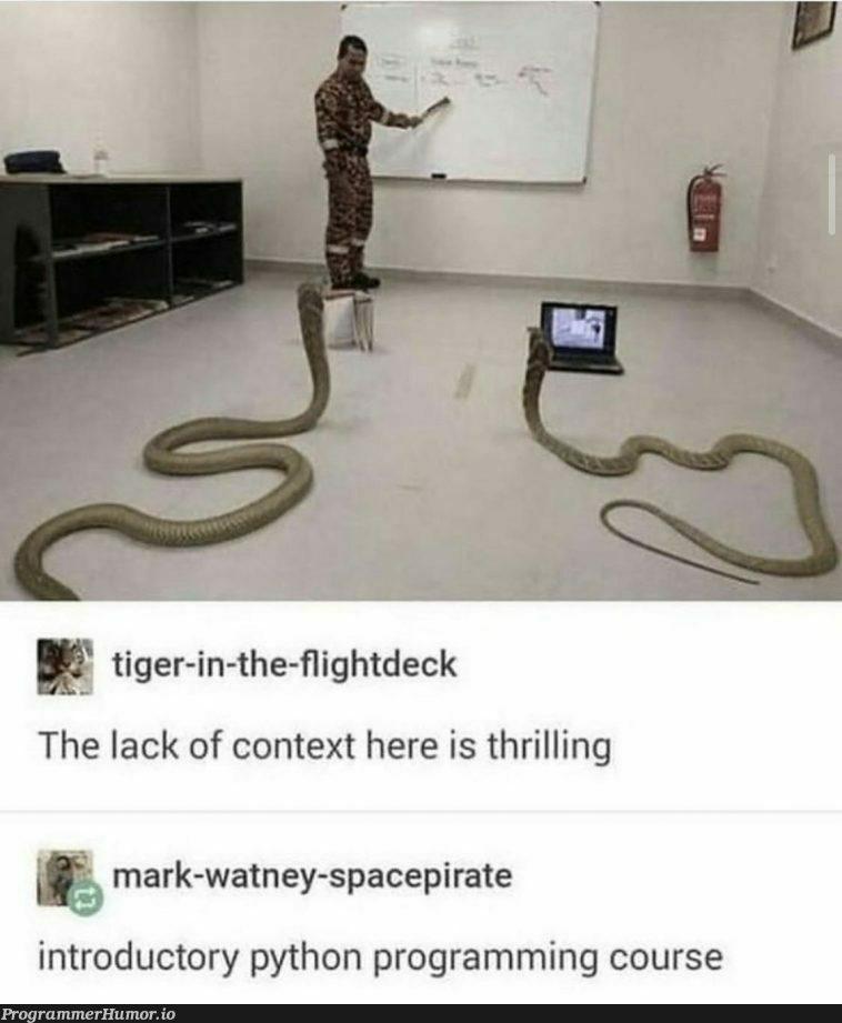 :F | programming-memes, python-memes, program-memes, space-memes | ProgrammerHumor.io