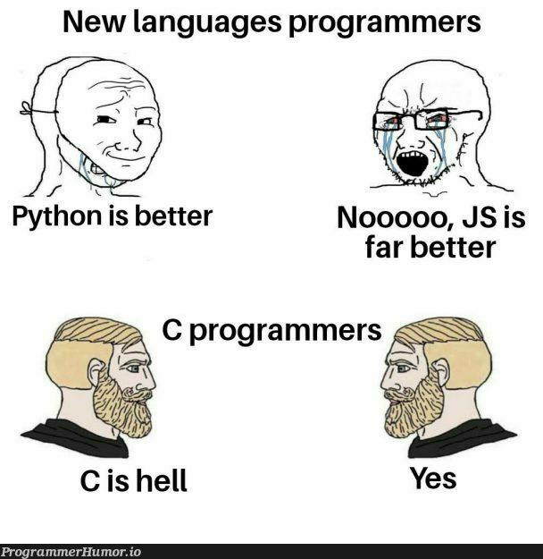 Leaving this here... | programmer-memes, python-memes, programmers-memes, program-memes, shell-memes, language-memes | ProgrammerHumor.io