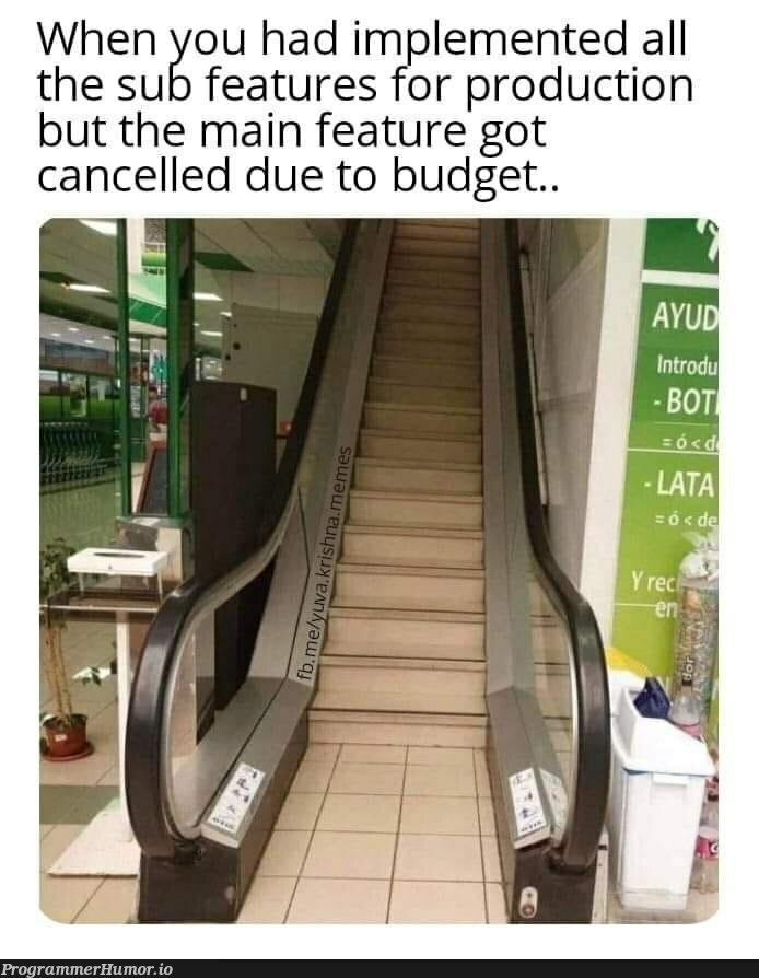 It's Future Technology | tech-memes, technology-memes, production-memes, feature-memes, product-memes | ProgrammerHumor.io