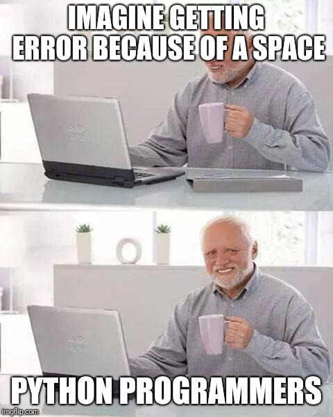 this meme was posted by a c++ dev | c++-memes | ProgrammerHumor.io
