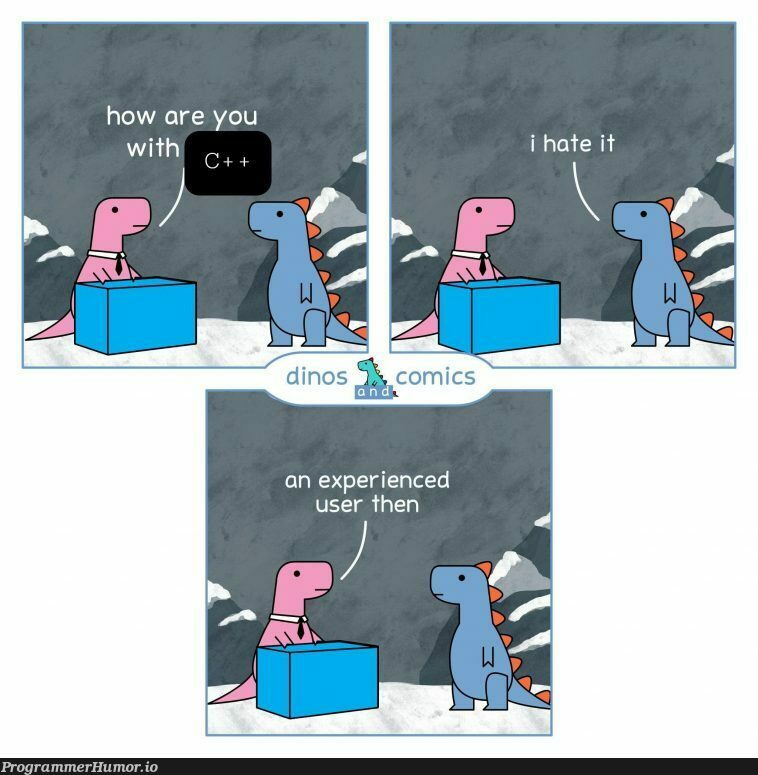 I got a 20 line error yesterday for a missing semicolon | error-memes, IT-memes, semicolon-memes | ProgrammerHumor.io