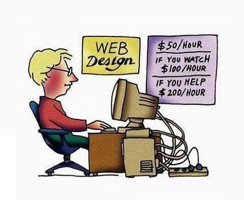 Web Design Pricing Done Right!   web-memes, design-memes   ProgrammerHumor.io