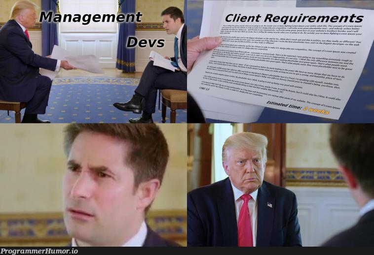 It do be like this | developer-memes, web-memes, IT-memes, cs-memes | ProgrammerHumor.io