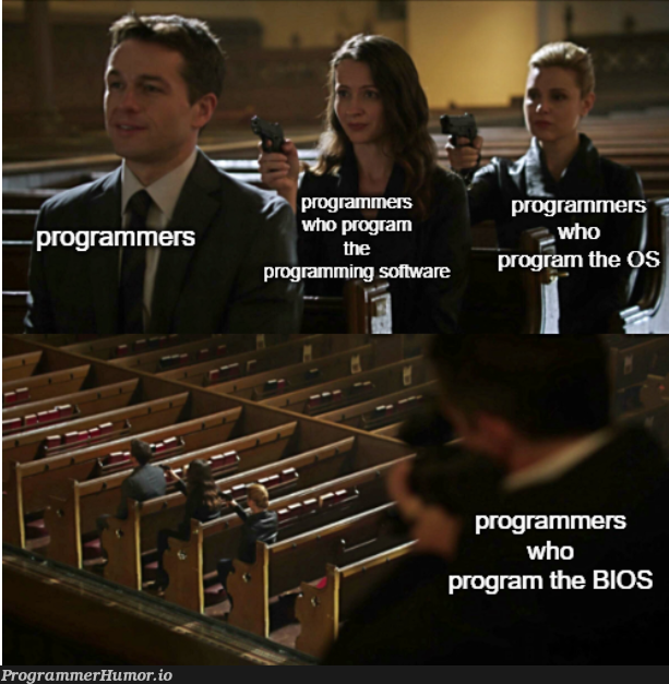 I made this during my digital systems class | program-memes, git-memes, ios-memes, class-memes, bios-memes | ProgrammerHumor.io
