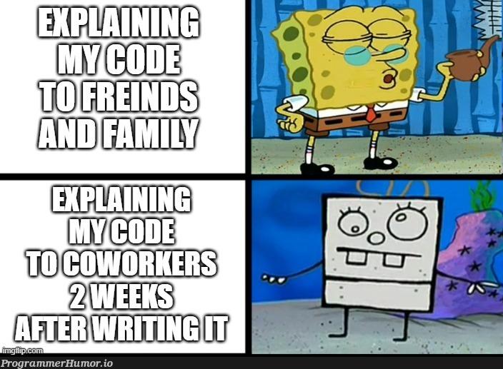 So what does it do?   loc-memes, git-memes, IT-memes   ProgrammerHumor.io