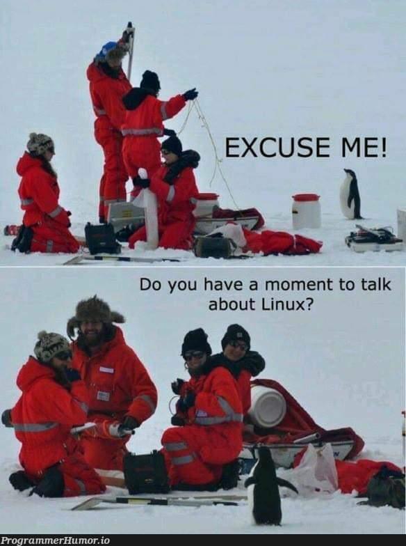 *An interesting title* | linux-memes, ux-memes, rest-memes | ProgrammerHumor.io