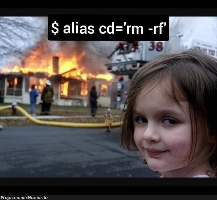 That's evil   rm -rf-memes   ProgrammerHumor.io