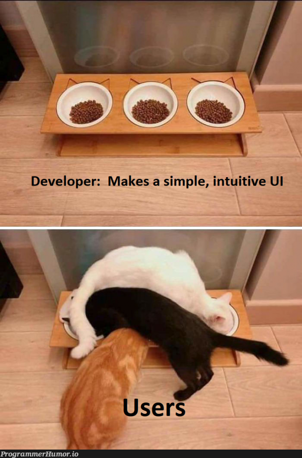 Every day at work... | developer-memes | ProgrammerHumor.io