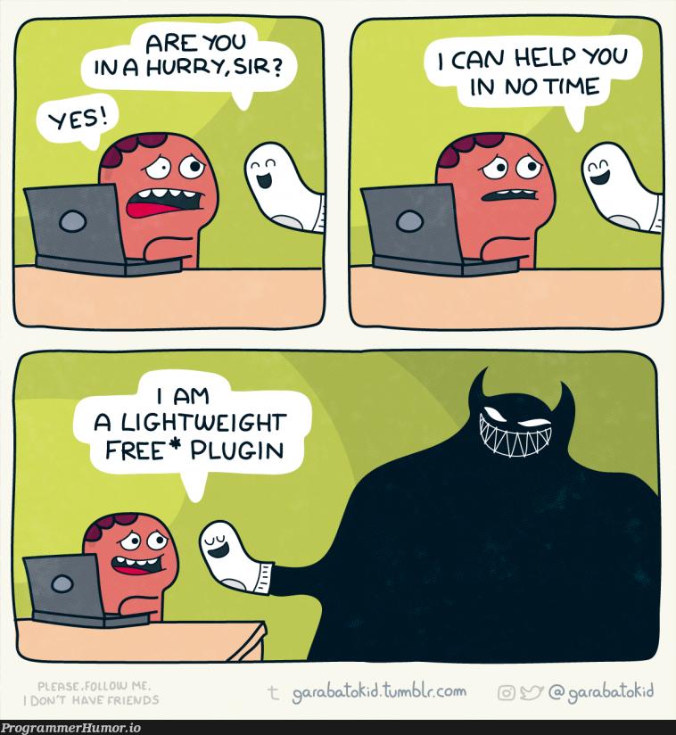 Just don't! | ProgrammerHumor.io