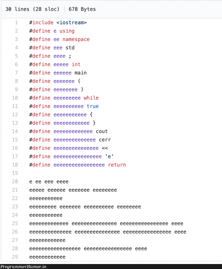 When you really don't give a fuck anymore | loc-memes, ios-memes, stream-memes, space-memes | ProgrammerHumor.io