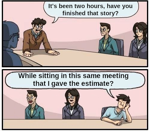 Why is it not done? | IT-memes | ProgrammerHumor.io